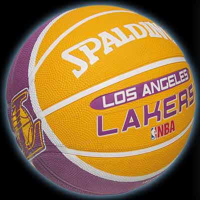 Spalding NBA Teamball LA Lakers