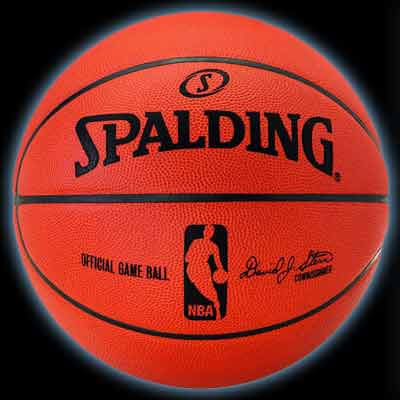 Spalding NBA Leather Game Ball sz.7