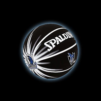 Spalding NBA Teamball Dallas Mavericks sz.3
